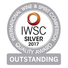 Silver - International Wine and Spirit Competition 2017