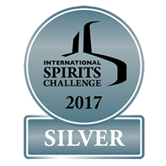 Silver - International Spirit Challenge 2017