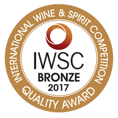Bronze - International Wine and Spirit Competition 2017