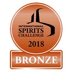 Bronze - International Spirit Challenge 2018