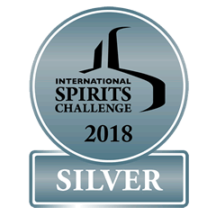 Silver - International Spirit Challenge 2018