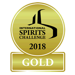 Gold - International Spirit Challenge 2018